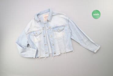 Підлітковий джинсовий піджак GEE JAY Girls, 12\14 років    Бренд GEE J