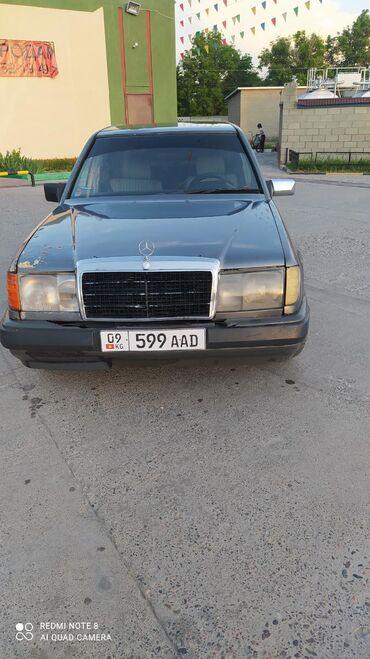 Транспорт - Луговое: Mercedes-Benz 300 3 л. 1989   20000 км