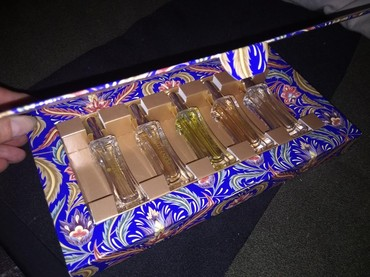 фаберлик-духи-цена в Кыргызстан: Духи набор 5 ароматов, отличный подарок для любимых женщин, фаберлик