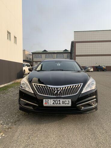 рассрочка авто ош in Кыргызстан | АВТОВЫШКИ, КРАНЫ: Hyundai Grandeur 3 л. 2014 | 173000 км