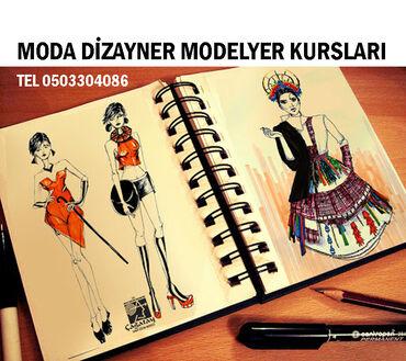 "- Azərbaycan: Modalyerlik moda dizayn kursları Moda dizayn kursları, ""Moda"