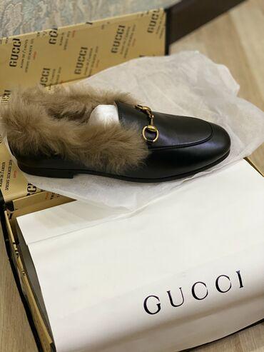 Лоферы Gucci ! Новые,размер 35 ! Цена 6000 сом