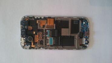 Samsung galaxy s4 mini - Азербайджан: На запчасти Samsung I9190 Galaxy S4 Mini 1 ГБ Белый