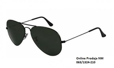 Ray Ban Aviator Black/Black - Vrsac