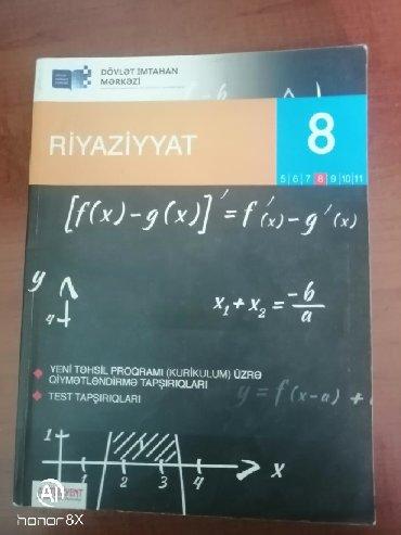 kankiler qiymeti - Azərbaycan: Riyaziyyat 8-ci sinif. Qiymet sondur