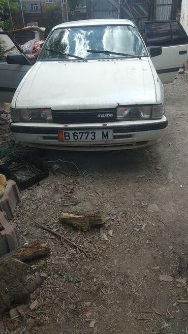 Транспорт - Беловодское: Mazda 626 2 л. 1984