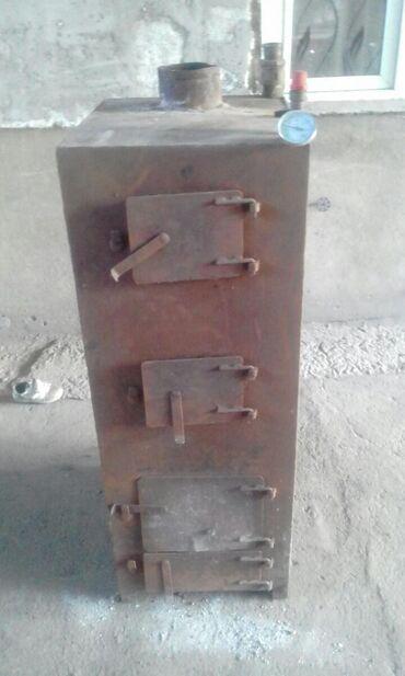 Электроника - Александровка: Печка отопления рабочая + электро