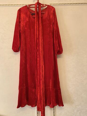 Бархатное платье  Надевали один раз  Совершенно новое