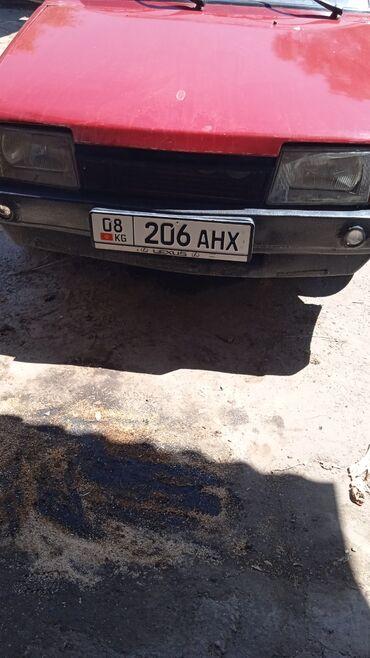 Транспорт - Александровка: ВАЗ (ЛАДА) 2109 1.3 л. 1998