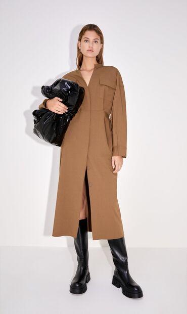 Новое платье Zara из новой коллекции. Абсолютно новая из Москвы. Цена