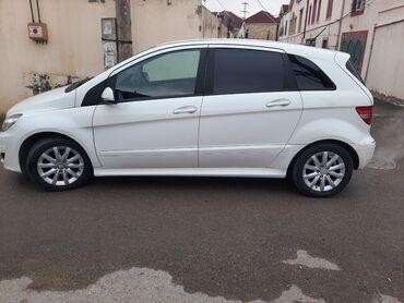 butslar b - Azərbaycan: Mercedes-Benz B 180 1.7 l. 2010 | 130000 km