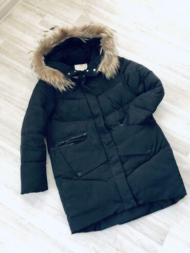 вязаные куртки для мужчин в Кыргызстан: Продаю Куртку отличного качества  Размер 44-46