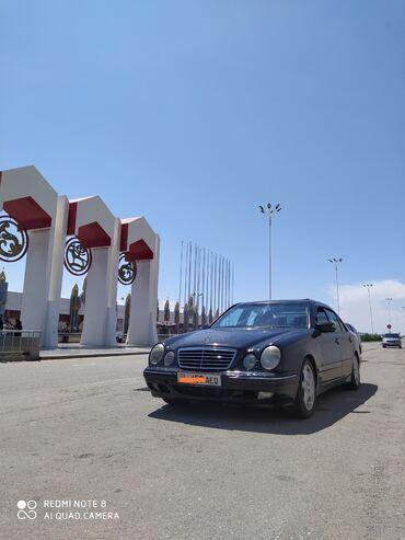 sapogi zimnie speci all class jeva в Кыргызстан: Mercedes-Benz E-класс AMG 4.3 л. 2000