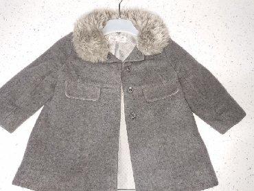 Jakna kaputic - Srbija: Zara kaputic 80velicina
