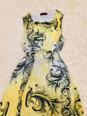 женское платье турция в Кыргызстан: Женское длинное платье. Снизу подклад не просвечивает. Удобно на