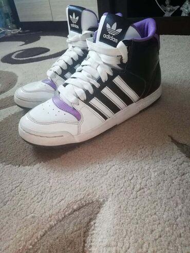 Ženska patike i atletske cipele | Jagodina: Adidas patike,par puta nosene u odlicnom stanju