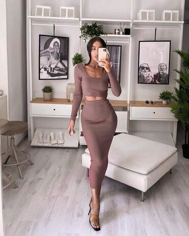 Komplet haljina NOVO SA ETIKETOM!* Nova Kolekcija *Dostupne boje
