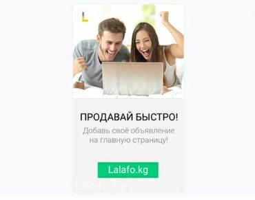 LALAFO!Просматривают более 500 000 раз в в Бишкек