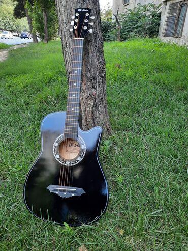 gitara klassik - Azərbaycan: Gitara klassik simli jilkali teze pakofqa