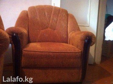 Кресла 2 шт новые абс,6 тыс сом за 2,»ас в Бишкек