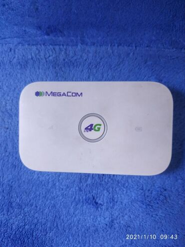 юсб вай фай в Кыргызстан: Продаю 4G вай-фай карманный роутер от мегаком б/у, рабочий