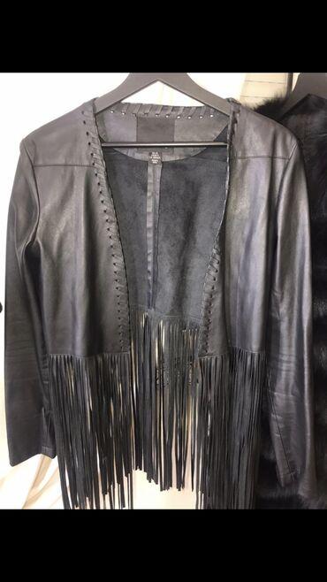 Amisu kratka jaknica icine - Srbija: Amisu jaknica sa resama velicina S