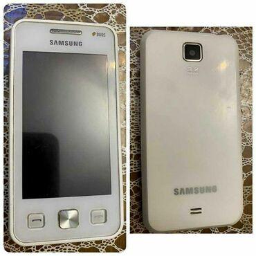 Samsung - Saray: Samsung telefon.əla vəziyyətdə 50 manat.qnvan Həzi Aslanov