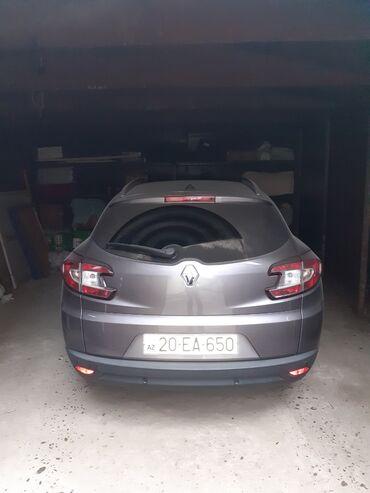 avtomobil icarəyə - Azərbaycan: Renault Megane 1.5 l. 2010 | 220000 km