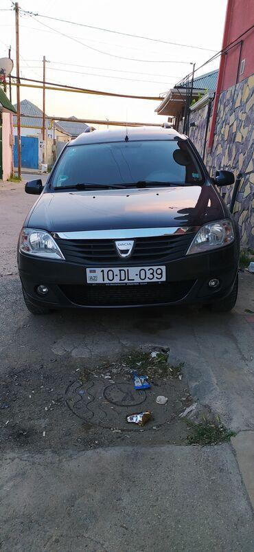Dacia - Azərbaycan: Dacia Logan 1.5 l. 2009 | 220000 km