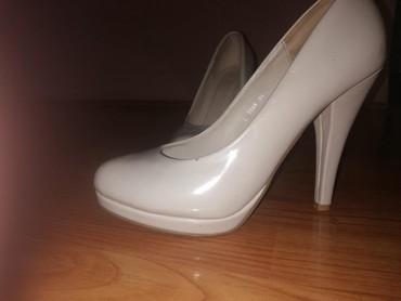 Cipele na ortope - Srbija: Cipele na štikli bež boje