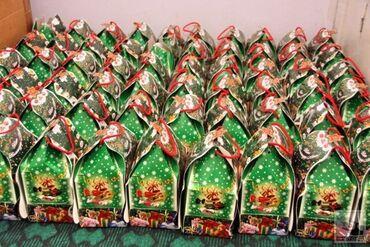 Новогодние подарки оптом от 20ти шт и вышеОт 100сомов до 2000сомов