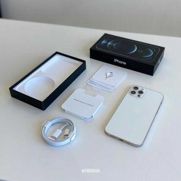Yeni iPhone 12 Pro 128 GB Gümüşü
