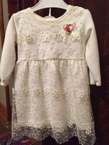 Продаю красивое платье на 2 годика в Бишкек