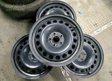 купить титановые диски на ниву в Кыргызстан: Продаю железные диски R15 стояли на Нonda StepWgn или меняю на титан