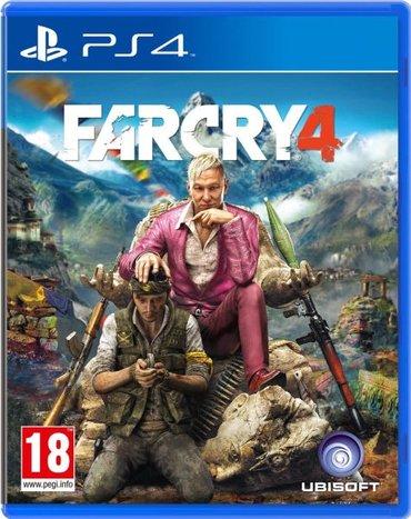 Far cry 4! новая! на русском в Бишкек