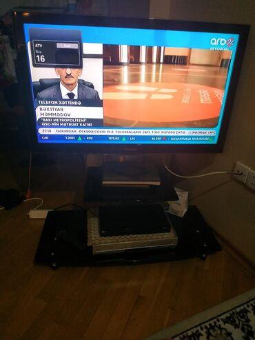 102 - Azərbaycan: Televizor satılır samsunq firması ekran 102