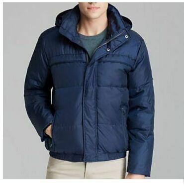 пуховики на зиму в Кыргызстан: Зимняя новая куртка MARC NEW YORK с Америки пуховик натуральный, цвет