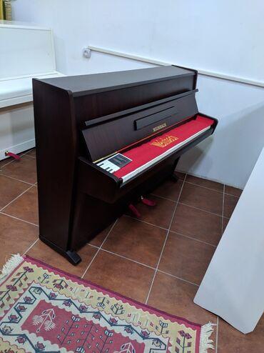 Piano və fortepianolar - Azərbaycan: Piano və fortepianolar