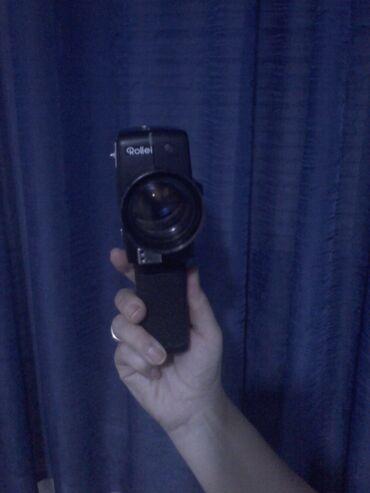 Ostale kamere   Nis: Prodajem kameru Rollei SL 85 Super 8 video kamera Vario 1.8/8-48,stara