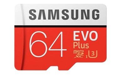 Bakı şəhərində Samsung Evo plus 64Gb ve 32Gb micro sd