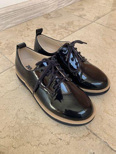 Не подошёл размер! Новые ботинки ZARA на девочку. Срезали этикетку, но