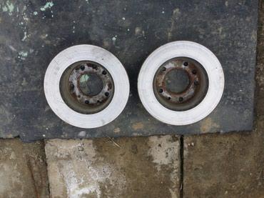 Оригинальные передние тормозные в Каракол