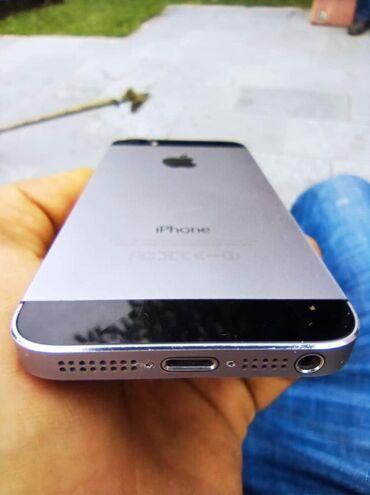 Б/У iPhone 5s 16 ГБ Серый (Space Gray)