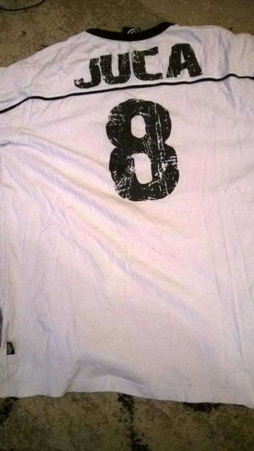 Partizan kacket - Srbija: Dres juca 8 fc partizan