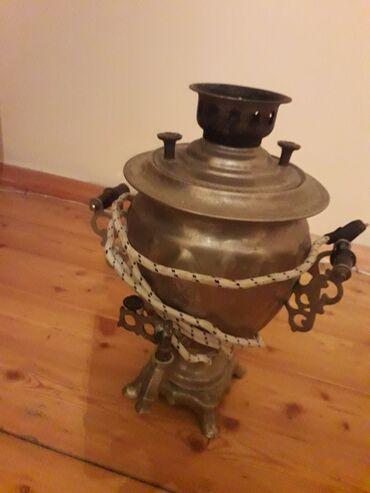 Tap az samavar - Azərbaycan: Tokla işleyen samavar