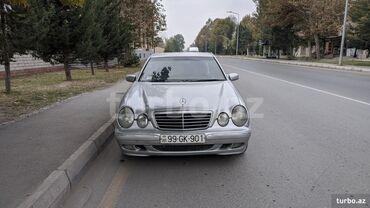 Mercedes-Benz E 270 2.7 l. 2000 | 350000 km