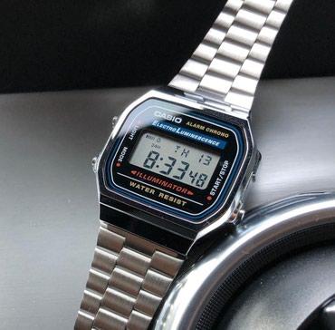 Casio retro - A168 ОРИГИНАЛ 1 год гарантии!___Функции