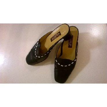 36 - Ελλαδα: Παπούτσια ανατομικά σε μπλέ σκούρο χρώμα, Νο.36 ( δερμάτινα