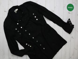Женская рубашка Necessary Evil, р. М    Длина: 79 см Рукав: 68 см Пог