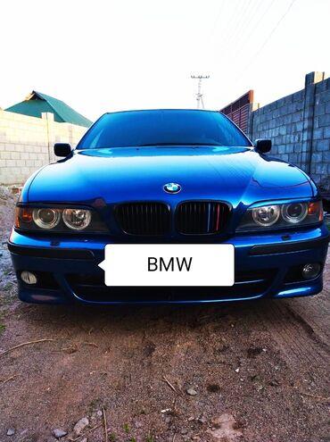 BMW 525 2.5 л. 2003 | 22222 км